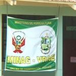 Instalan oficina del Ministerio de Agricultura en el VRAE