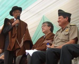 Diversas autoridades participaron en importante ceremonia