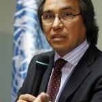 Relator de Naciones Unidas llegará este martes a Lima para conocer hechos violentos de Bagua
