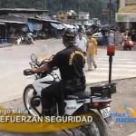 Por Fiesta de San Juan refuerzan seguridad ciudadana
