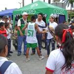 Con maratones, concursos y ferias, Tocache celebró Día Mundial Contra las Drogas