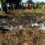 Pobladores provocaron explosión cuando intentaban recuperar coca incinerada por la Policía en Bolivia