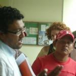 Esta semana resolverían pedido de libertad de indígena detenido durante protesta en Nuevo Andoas