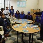 Coalición Comunitaria de Tablada de Lurín renueva compromiso contra las drogas