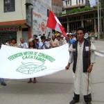 Nativos denuncian que madereros y cocaleros deforestan y contaminan sus bosques y ríos