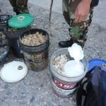 Narcotraficantes intentaban llevar cien kilos de acido sulfúrico hacia el Valle del Monzón