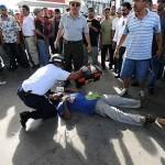 Dos muertos en protestas contra golpe de Estado en Tegucigalpa