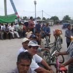 Fracasó huelga cocalera en Aucayacu