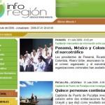 Visitas a sitio web de INFOREGIÓN se duplicaron de mayo a junio de este año
