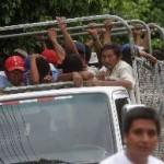 1,244 indígenas retornaron a sus comunidades en Amazonas