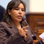 Ministra Vílchez asegura que promotores del paro son enemigos del desarrollo