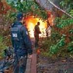 Destruyen complejo cocalero donde se elaboraban cinco toneladas de cocaína mensuales