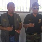 UNAS entregó moderna infraestructura al Frente Policial Huallaga