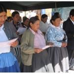 Reinician registro de víctimas de la violencia en Satipo y entrega de certificados en Huamanga