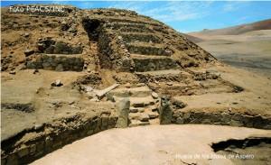 Proyecto Caral plantea una investigación arqueológica sostenida con un enfoque multidisciplinario (Foto PEACS-INC)