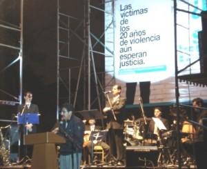 Ramiro Niño de Guzmán, presidente de la CROVAPA, realizó enérgicos pedidos.