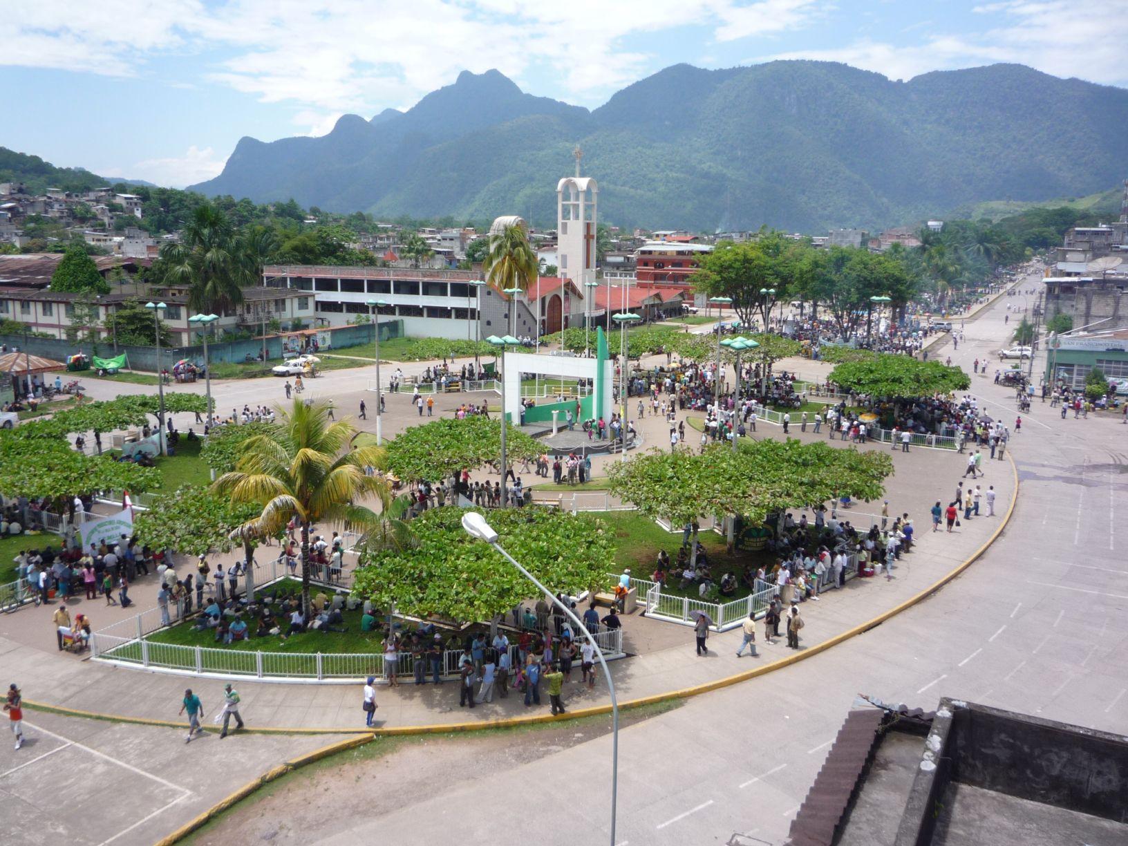 Huanuco Tingo Maria Alistan Celebracion De Semana Forestal