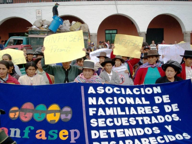 Realizarán audiencia pública para incrementar registro de víctimas en zonas rurales de Ayacucho