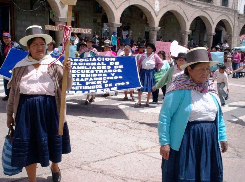 Registrarán víctimas de nueve comunidades y distritos de Ayacucho para reparaciones individuales