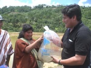Proyecto ha sido elaborado especialmente para las comunidades nativas