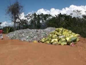 Residuos sólidos serán tratados en Kimbiri.