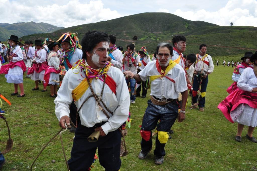 Plantean crear patronato para carnavales de Ayacucho