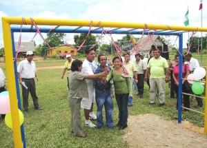 Ganaron el primer puesto en la fase zonal de Campo Verde del Concurso Selva Ganadora del PDA