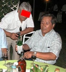 Caso Sanchez Paredes: coca y lavado