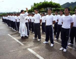 160 jovenes tienen la oportunidad de formarse gratuitamente para postular a la Escuela Técnico Superior de Santa Lucía