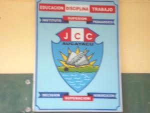 Insignia del José Crespo y Castillo.