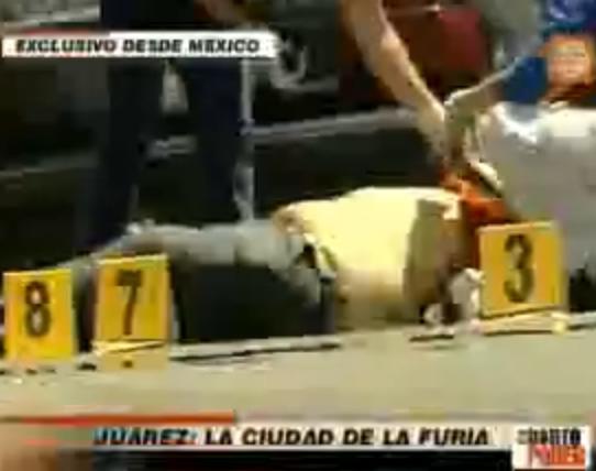 Juarez la ciudad de la furia video inforegion for Cuarto poder america tv