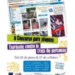 Lanzan II Concurso Universitario contra la Trata de Personas