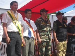 ... acción distinguida a 47 valerosos policías de Aucayacu | Inforegion
