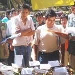 Realizan con éxito el Primer Festival del Café Natural Fino de Altura del VRAE