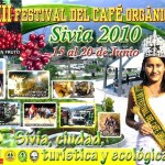 Se inició el VIII Festival del Café Orgánico en Sivia, VRAE
