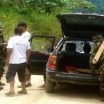 Tras espectacular persecución Policía detuvo a tres sujetos e incautó 20 kilos de droga