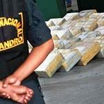 Encuentran 225 kilos de pasta básica de cocaína en tres camionetas en Ayacucho
