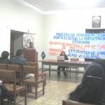 Estudiantes de comunicación inician campaña por el voto responsable