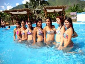 Doce bellas jóvenes se disputarán el cetro de Miss San Juan 2010