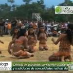 Visitantes del VRAE conocieron costumbres y tradiciones en fiesta de San Juan (video)