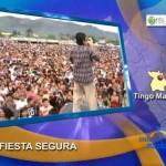 Policía y sector Salud despliegan planes en Tingo María por fiesta de San Juan (video)