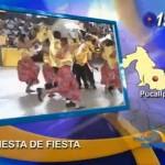 Realizaron concurso de danzas en Pucallpa (Video)