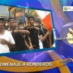 Homenaje a Comités de Autodefensa que combatieron al terrorismo en el VRAE (video)