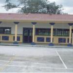 Infraestructura educativa de Aucayacu se encuentra casi al 100%