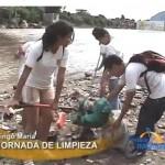 Escolares de Tingo María realizan jornada de limpieza por Día Mundial de Medio Ambiente (video)