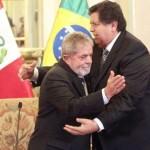 Lula da Silva y Alan García afinarán interconexión eléctrica entre Brasil y Perú