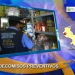 Hallan medicinas sin registro sanitario en Kimbiri (video)