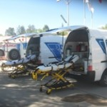 Destinarán nuevas ambulancias para Cangallo y San Francisco, en el VRAE