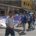 Realizaron foro regional y pasacalle de sensibilización en Ucayali