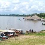 Más de 20 botes recorrerán laguna Yarinacocha en honor a patrono de fiestas de la Amazonía